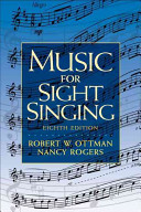 Music for Sight Singing Book