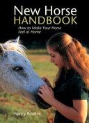New Horse Handbook