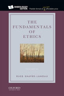 The Fundamentals of Ethics PDF