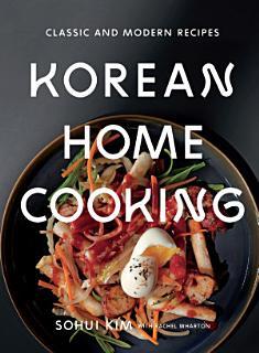 Korean Home Cooking Book