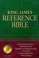 Holy Bible Reference Edition King James Version PDF