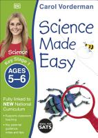 Science Made Easy Ages 5   6 Key Stage 1 PDF