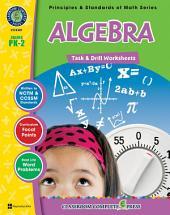 Algebra - Task & Drill Sheets Gr. PK-2