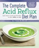 The Complete Acid Reflux Diet Plan