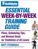 Triathlete Magazine's Essential Week-by-Week Training Guide