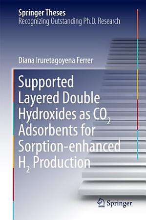 Supported Layered Double Hydroxides as CO2 Adsorbents for Sorption enhanced H2 Production PDF