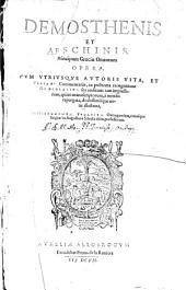Opera Orationum