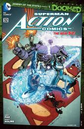 Action Comics (2011- ) #32