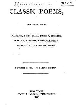 Elzevir Classics PDF