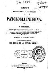 Tratado elemental y practico de patología interna: Volumen 6