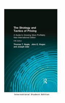 Download The Strategy and Tactics of Pricing Book