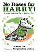 No Roses for Harry  Board Book