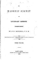 Masonic Signet and Literary Mirror