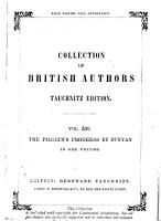 The Pilgrim s Progress from this World to that which is to Come by John Bunyan PDF