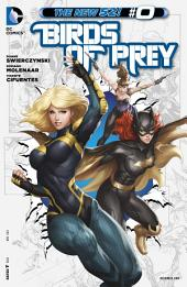 Birds of Prey (2012-) #0