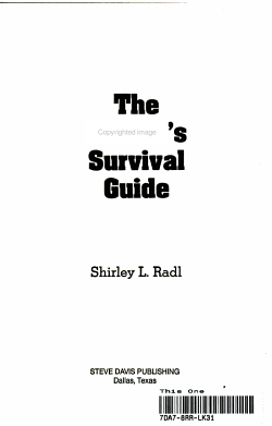 The Mother s Survival Guide PDF
