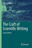The Craft of Scientific Writing PDF