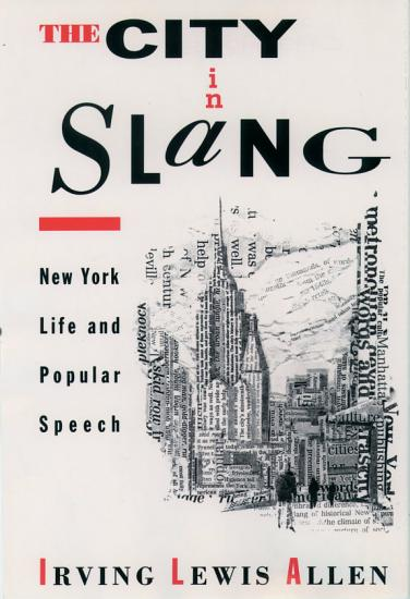 The City in Slang PDF