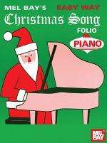 Easy Way Christmas Song Folio Piano