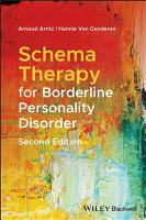 Schema Therapy for Borderline Personality Disorder PDF