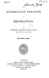 An Elementary Treatise on Mechanics