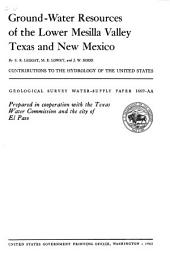 Geological Survey Water-supply Paper: Issue 1669