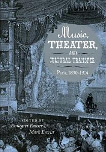 Music  Theater  and Cultural Transfer PDF