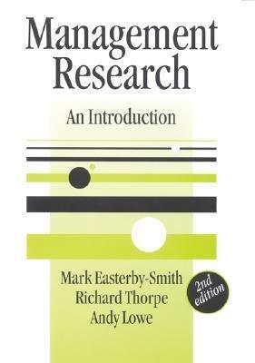 Management Research PDF