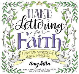 Hand Lettering For Faith Book PDF