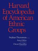 Harvard Encyclopedia of American Ethnic Groups PDF