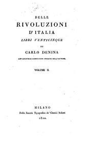 Delle rivoluzioni d'Italia: libri venticinque : con giunte e correzioni inedite, Volume 2