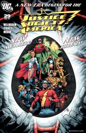 Justice Society of America (2006-) #29