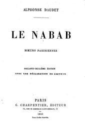 Le nabab. 62 e éd