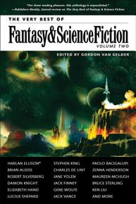 The Very Best of Fantasy   Science Fiction  Volume 2 PDF