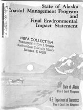 Alaska Coastal Zone Management Program: Environmental Impact Statement