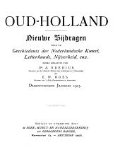 Oud-Holland: tijdschrift voor Nederlandse kunstgeschiedenis, Volume 23