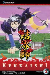 Kekkaishi: Volume 3