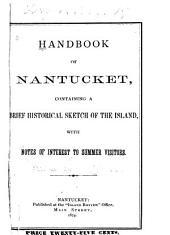 Handbook of Nantucket