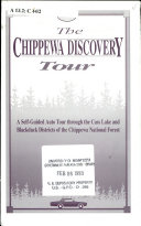 The Chippewa Discovery Tour