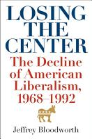 Losing the Center PDF