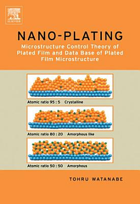 Nano Plating   Microstructure Formation Theory of Plated Films and a Database of Plated Films