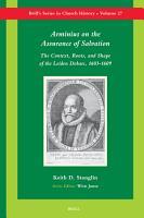 Arminius on the Assurance of Salvation PDF