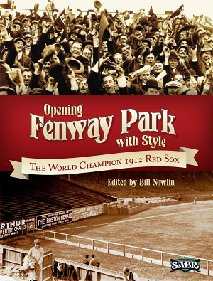 Opening Fenway Park with Style
