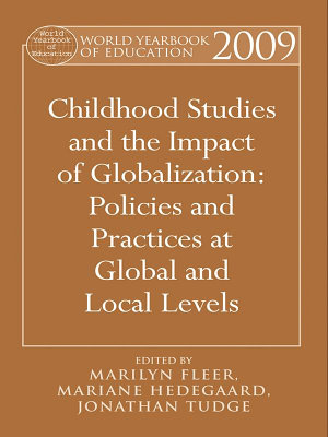World Yearbook of Education 2009 PDF