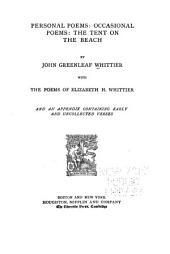 The Poetical Works of John Greenleaf Whittier: Volume 4