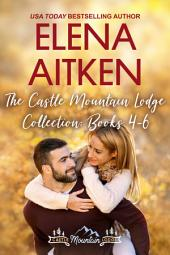 The Castle Mountain Lodge Collection: Books 5-8: Castle Mountain Lodge