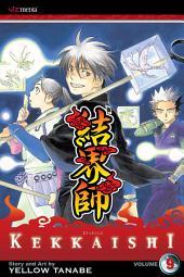 Kekkaishi: Volume 9