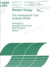 Western energy: the interregional coal analysis model
