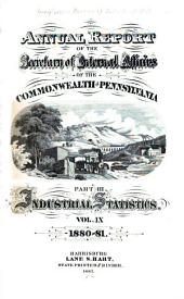 Report: Volume 9, Parts 1880-1881