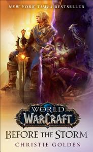Before the Storm  World of Warcraft  Book